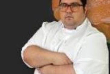 EL Chef Ernest Jurado, Representando a Huelva en la II Gala Espárrago Chef de Huétor Tajar