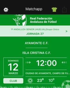 Nueva prueba de fuego para el Isla Cristina en Ayamonte