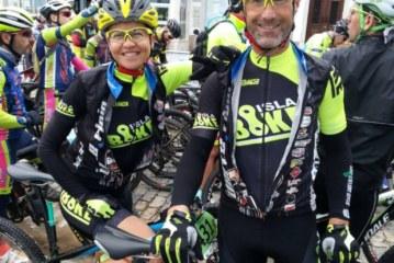 """Raquel Pérez y Sirvent Pomares, 3º en la Algarve Bike Challenge"""" de Portugal"""
