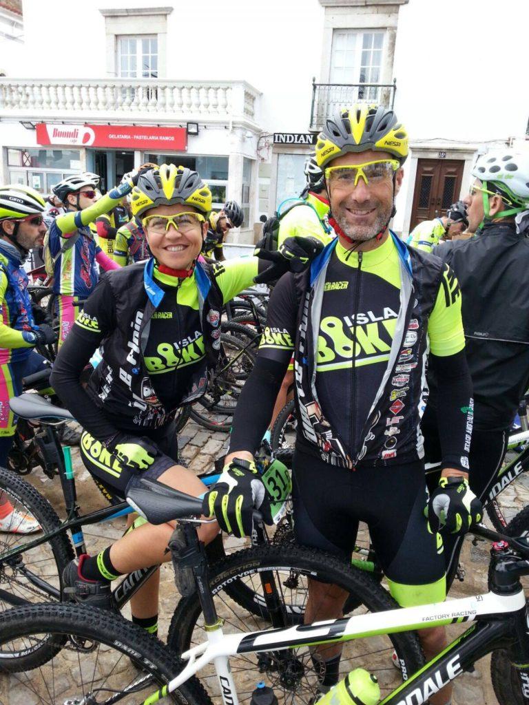 Raquel Pérez y Sirvent Pomares, 3º en la Algarve Bike Challenge