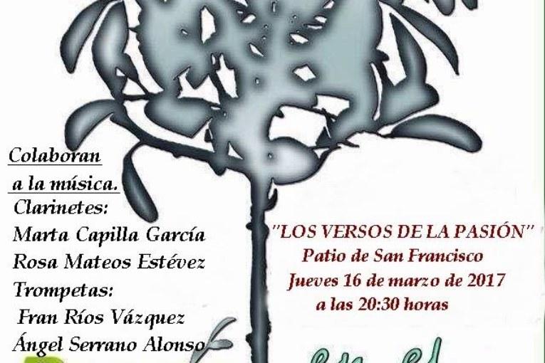 Ciclo Poesía en el Patio 'Los Versos de la Pasión'