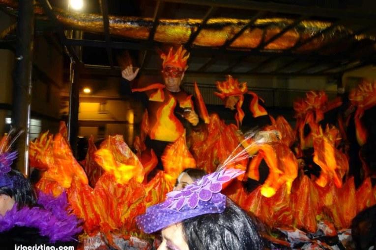 Programación de Carnaval para el Miércoles de Ceniza en Isla Cristina