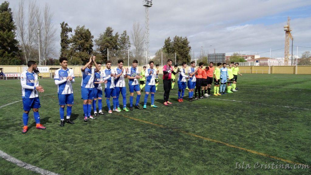 El Atlético Sanluqueño rival del Punta del Caimán para despedir la temporada
