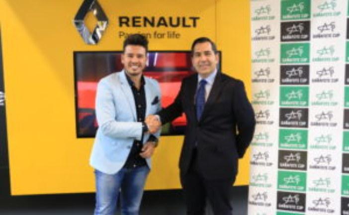 Renault viaja hasta el desafío de la 'Gañafote CUP'