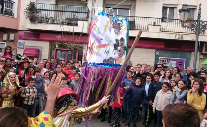 Isla Cristina dice adiós al Carnaval
