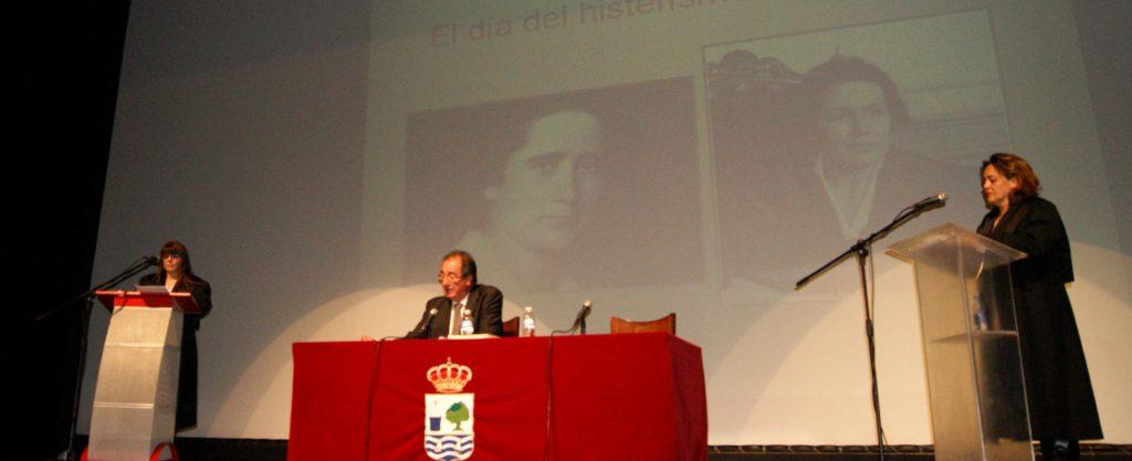 Clausuradas las Jornadas 'Recuperando Mujeres en la Historia' celebradas en torno al 8M en Isla Cristina