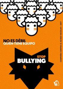 Campaña contra el abuso escolar: «STOP BULLYING»