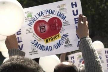 La sanidad en Huelva, de mal en peor