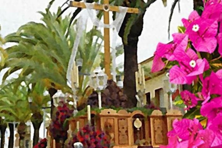 XXX Desfile de Cruces de Mayo Isla Cristina 2017