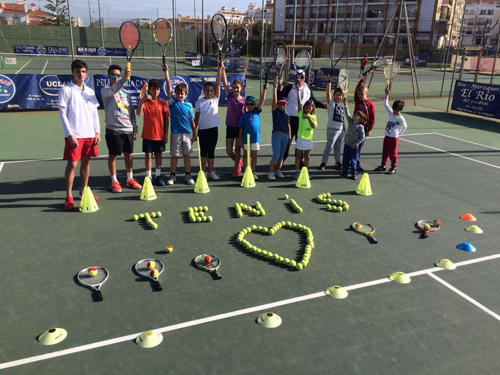 El tenis entra como gran novedad este año en los deportes individuales de 'La Provincia en Juego'