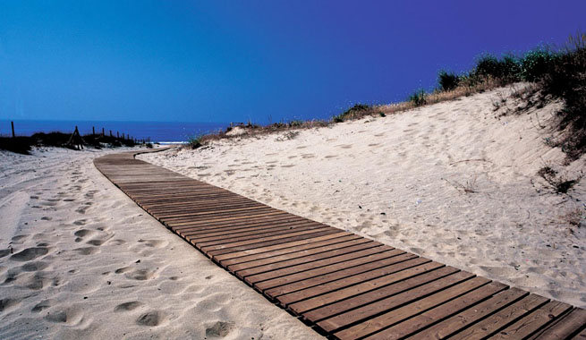 El litoral de la provincia de Huelva, listo para acoger a los primeros turistas