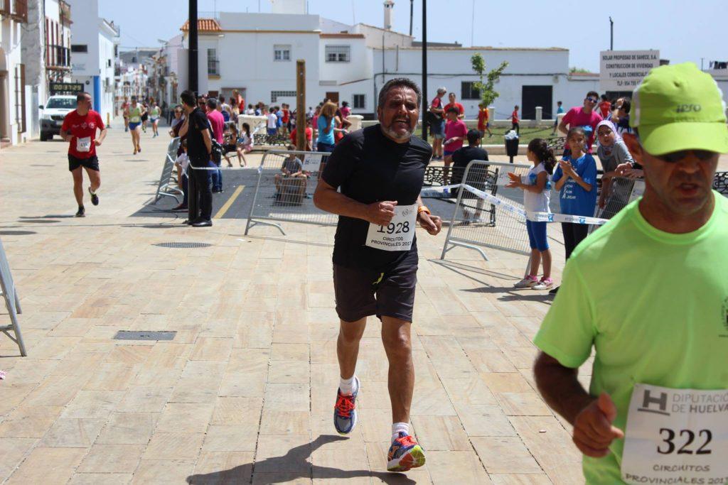 Francoil y Belmonte ganan el Cross Popular San Juan Bautista
