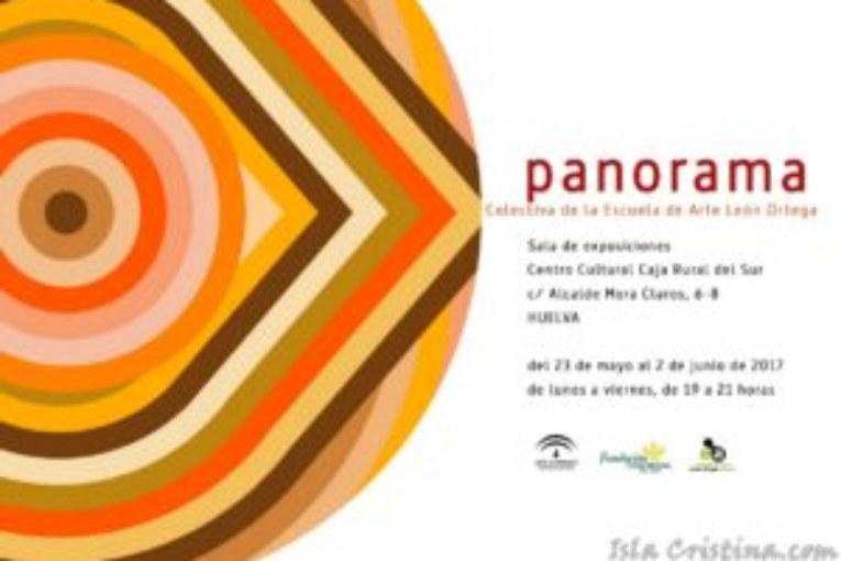 """La Escuela de Arte Léon Ortega presenta la exposición colectiva """"Panorama"""""""