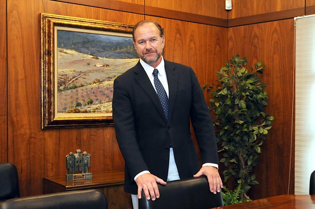 José Luis García-Palacios Álvarez elegido por unanimidad nuevo presidente de Caja Rural del Sur