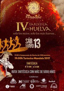 La IV Tartésica Mandala y Campeonato de Huelva de CXM de Menores