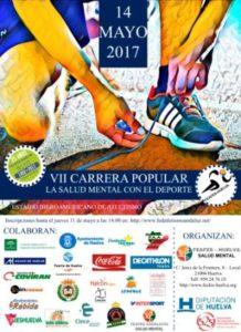Este domingo se celebra el circuito urbano de la VII carrera La salud mental con el deporte