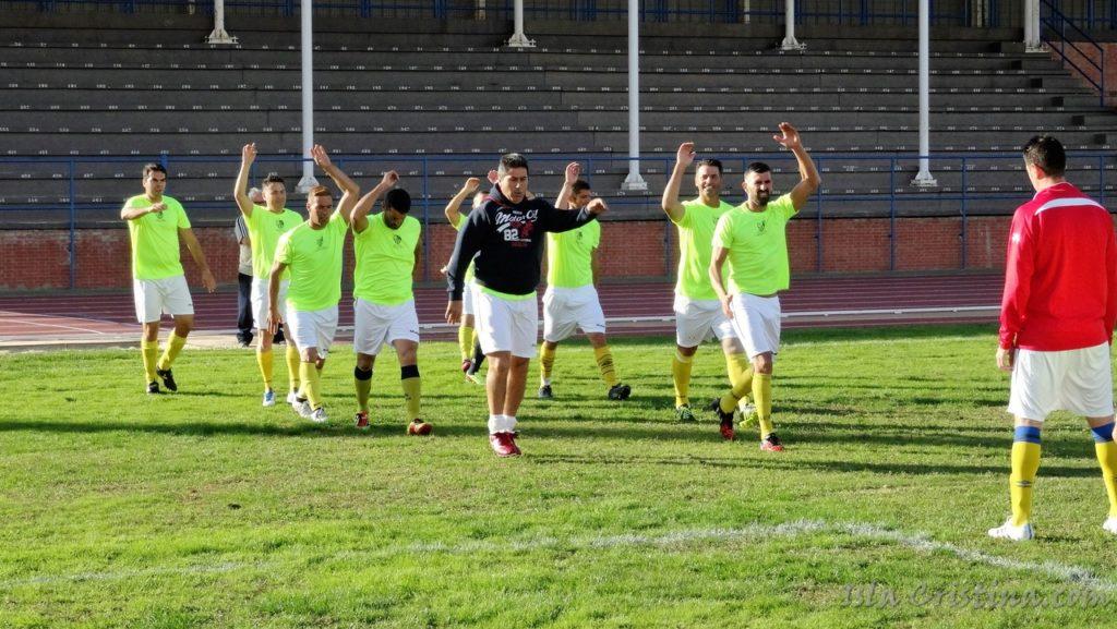 Los veteranos isleños a un paso de la Final de Copa