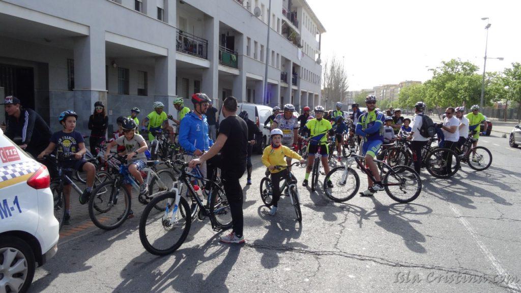 Imágenes Fiesta de la bicicleta de Isla Cristina