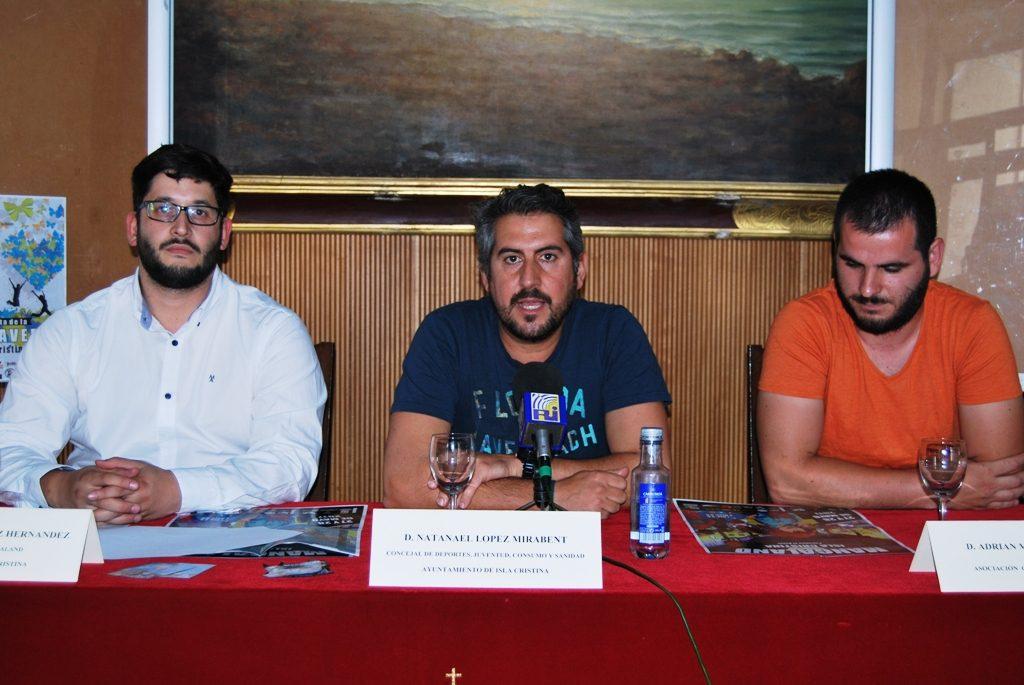 Presentado en Isla Cristina el Mangaland 2017