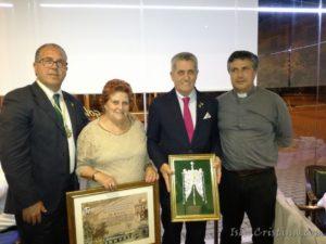 Cena Homenaje al Pregonero de la Hermandad del Rocío D. Rafael Medero Ballesteros