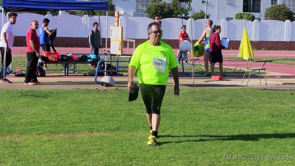 El atleta isleño Toni Palma participará en el XIX Meeting Basauriko Probak