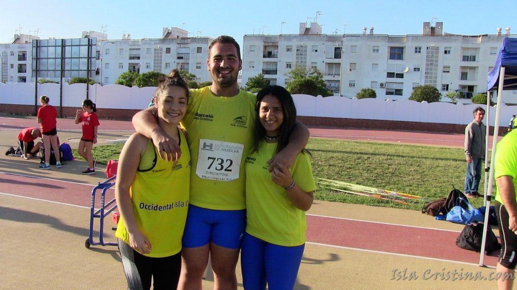 Imágenes II Control de atletismo delegación Huelva celebrado en Isla Cristina