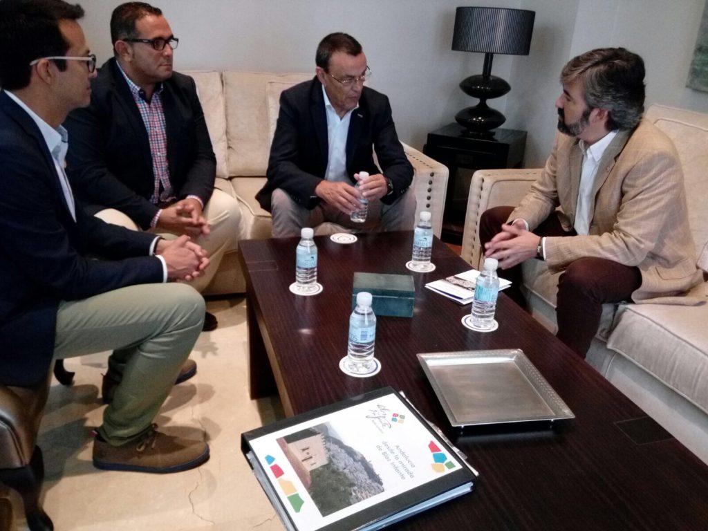 La Diputación Provincial de Huelva apoyará la Ruta de Blas Infante