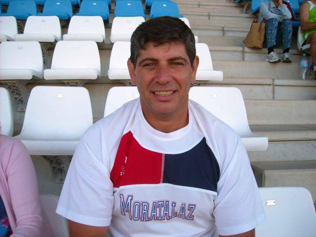 Silva compite en el nacional de pentathlón de lanzamientos