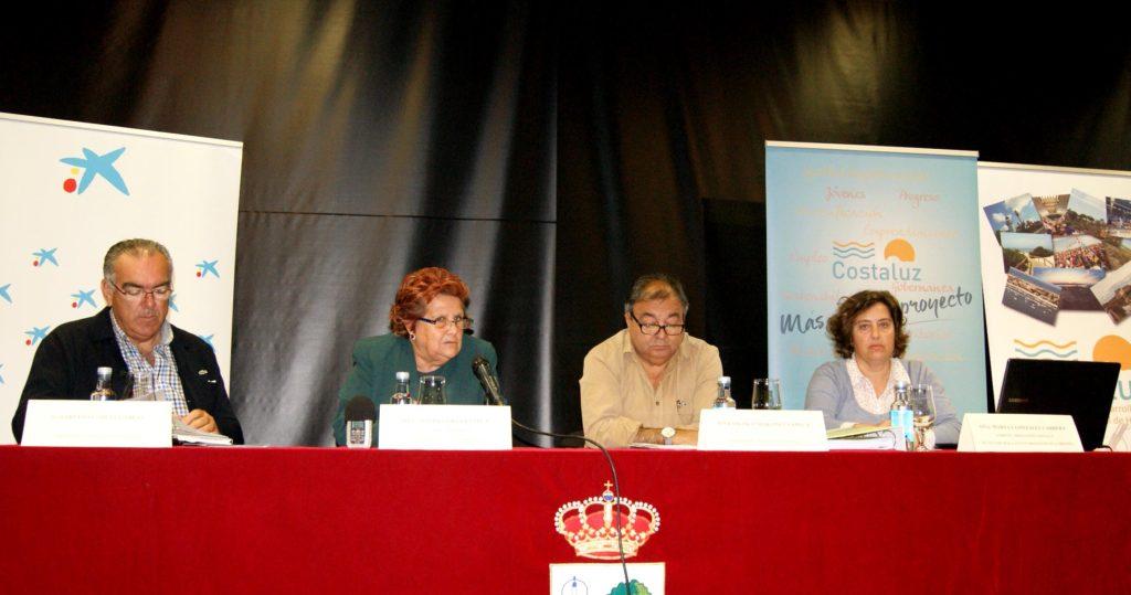 Presentada en isla la Estrategia de la Asociación 'CostaLuz' para el desarrollo Pesquero de la Costa