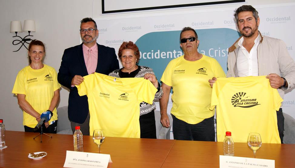 Isla Cristina albergará dos Campeonatos de Andalucía de Atletismo