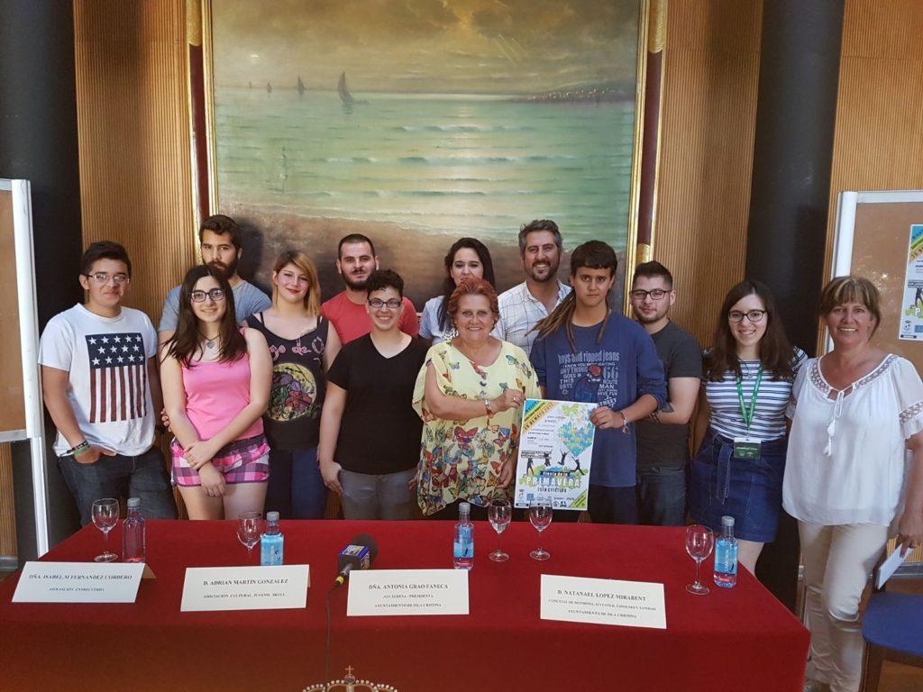 Presentada en Isla Cristina la II Edición de la Fiesta de la Primavera