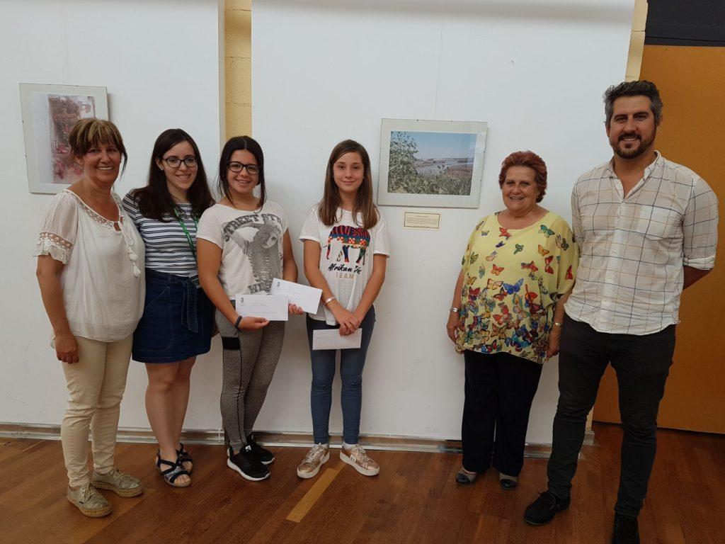 Entregados en Isla Cristina los premios del I Concurso de Fotografías para Jóvenes