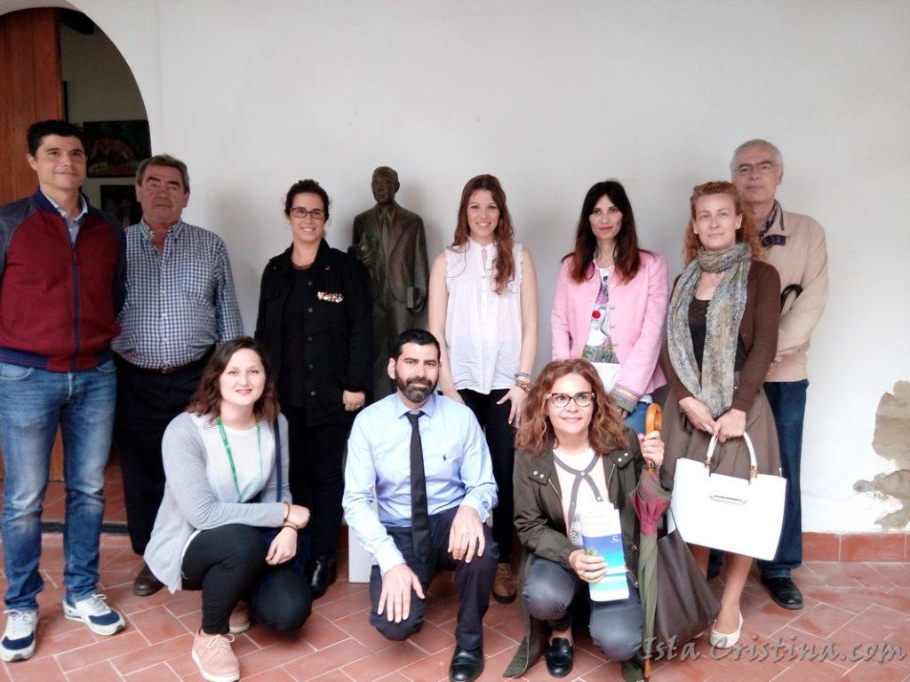 La mesa técnica de la Ruta de Blas Infante se reúne en Sevilla
