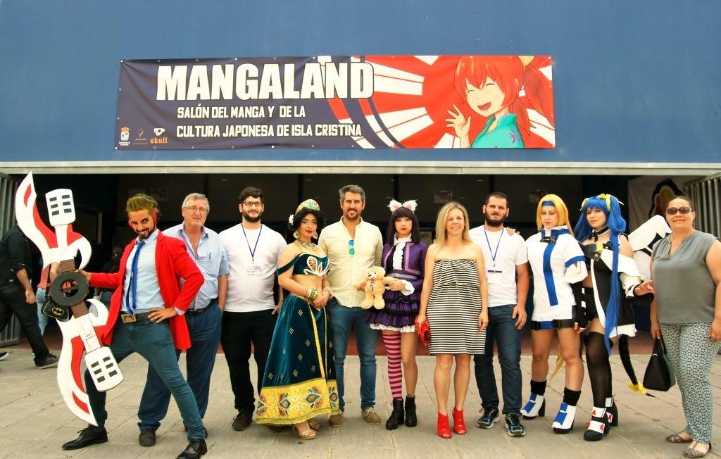 Superadas las expectativas de participación en el II Mangalad 2017 de Isla Cristina