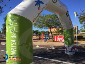 Bronchales Team, Las Alcalinas y Vichacos ganan la Carrera Solidaria por Relevos UHU