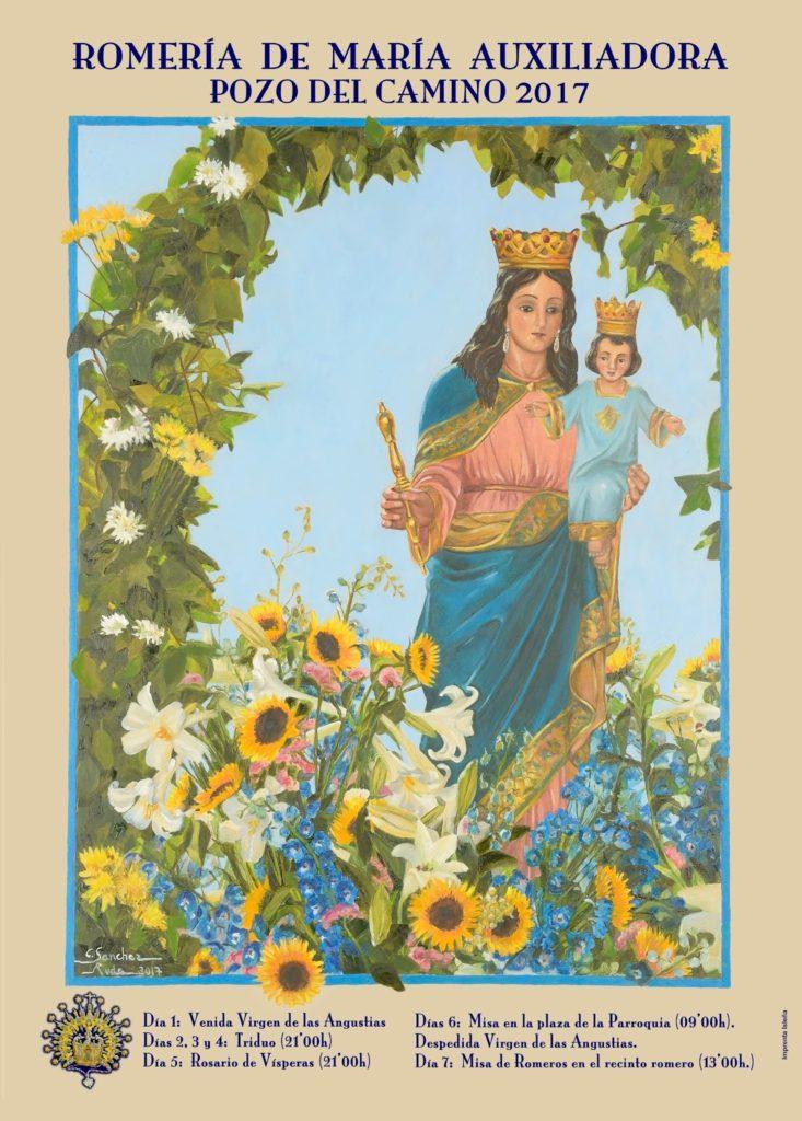 Romería de María Auxiliadora Pozo del Camino 2017