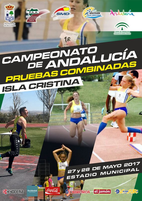 Cinco onubenses en el Campeonato de Andalucía de Pruebas Combinadas