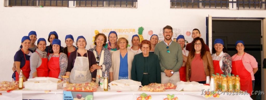 Comienza la X Campaña de Alimentación Saludable en los centros escolares de Isla Cristina