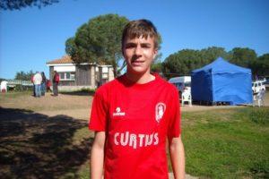 Javier Corchero gana el Trofeo de Atletismo San Isidro