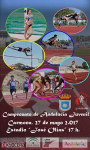22 onubenses en el Campeonato de Andalucía Juvenil
