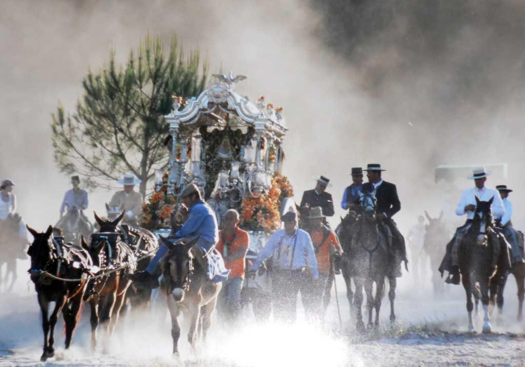 Convocatoria Reunión del Camino de la Hermandad del Rocío de Isla Cristina