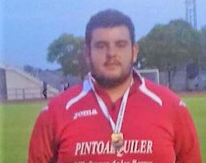 Oro para Ricardo Orta en el Andaluz Juvenil