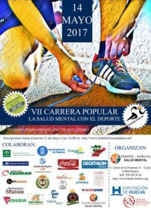 García y Rodríguez ganan la Carrera la Salud Mental con el Deporte