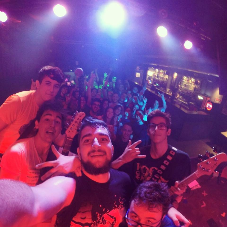 VíaVerde de La Redondela en el Festival AnfiRock Isla Cristina