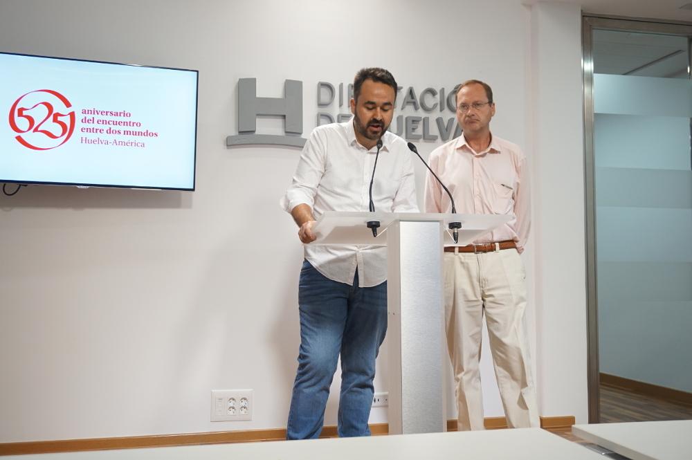 Pedro Feria indaga sobre los saqueos, confiscaciones o multas que sufrieron los onubenses tras la Guerra Civil