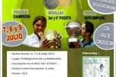 """II Torneo de Tenis """"Las Colinas y Alrededores"""""""