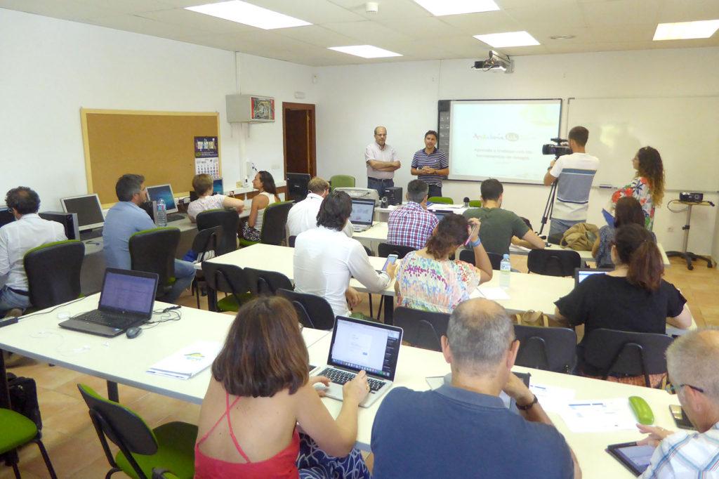 Islantilla acoge un Taller de Andalucía Lab sobre herramientas de Google para PyMEs y autónomos