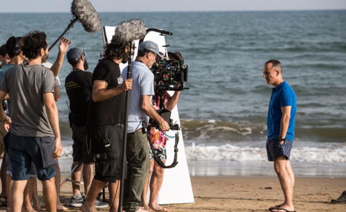 La Playa de Islantilla, escenario de la próxima película de Javier Fesser