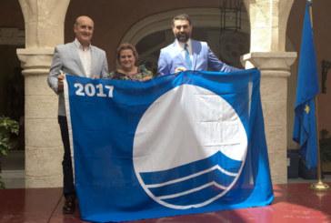 La playa de Islantilla recoge su certificado de calidad Bandera Azul 2017