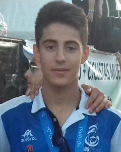 Marcia González campeón de España de triatlón cross